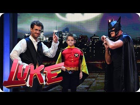 Film-Highlights der 90er mit David Hasselhoff - LUKE! Die Woche und ich | SAT.1