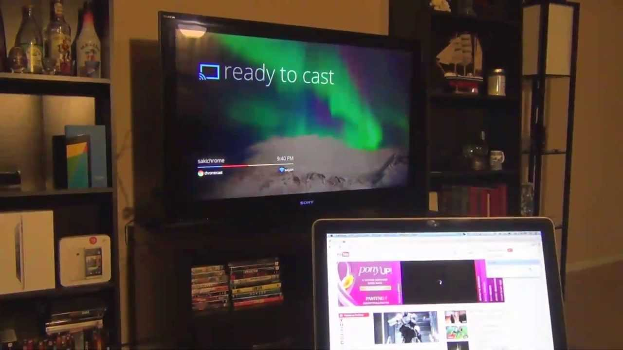 How to Use Google Chromecast: Full Setup and Demonstration