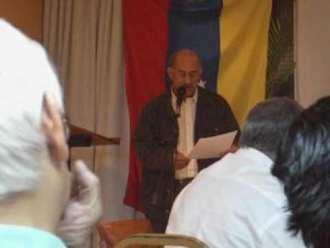 30° Aniversario asesinato de Orlando Letelier. Caracas 27/09/2006