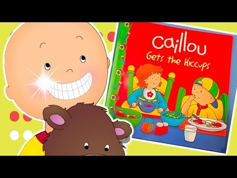 Caillou at the DENTIST - CAILLOU SPECIAL -  CAILLOU BOOK COM