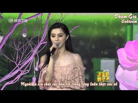 """[Vietsub] Phạm Băng Băng hát bài """"Phi điểu"""" và trả lời fan tại Thâm Quyến 2013"""