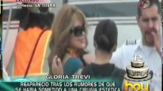 Nota de Gloria Trevi en Hoy sobre Teresa