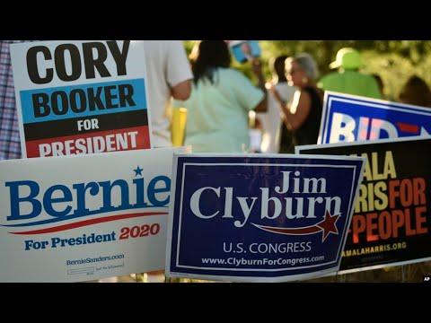 Выборы-2020: дебаты демократов