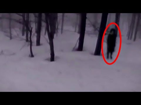 5 Mysterious Ghost Videos You've Never Seen
