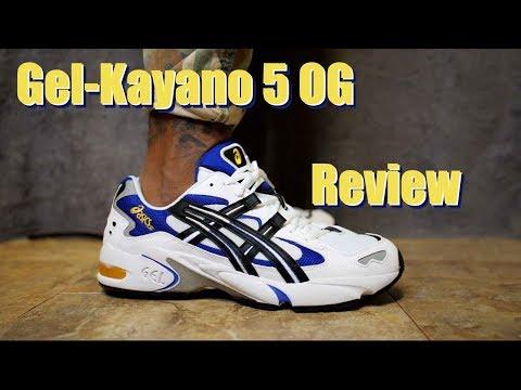 Asics Gel Kayano 5 OG