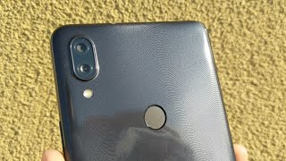 Alcatel 3V camera review *I was hoping for better quality*