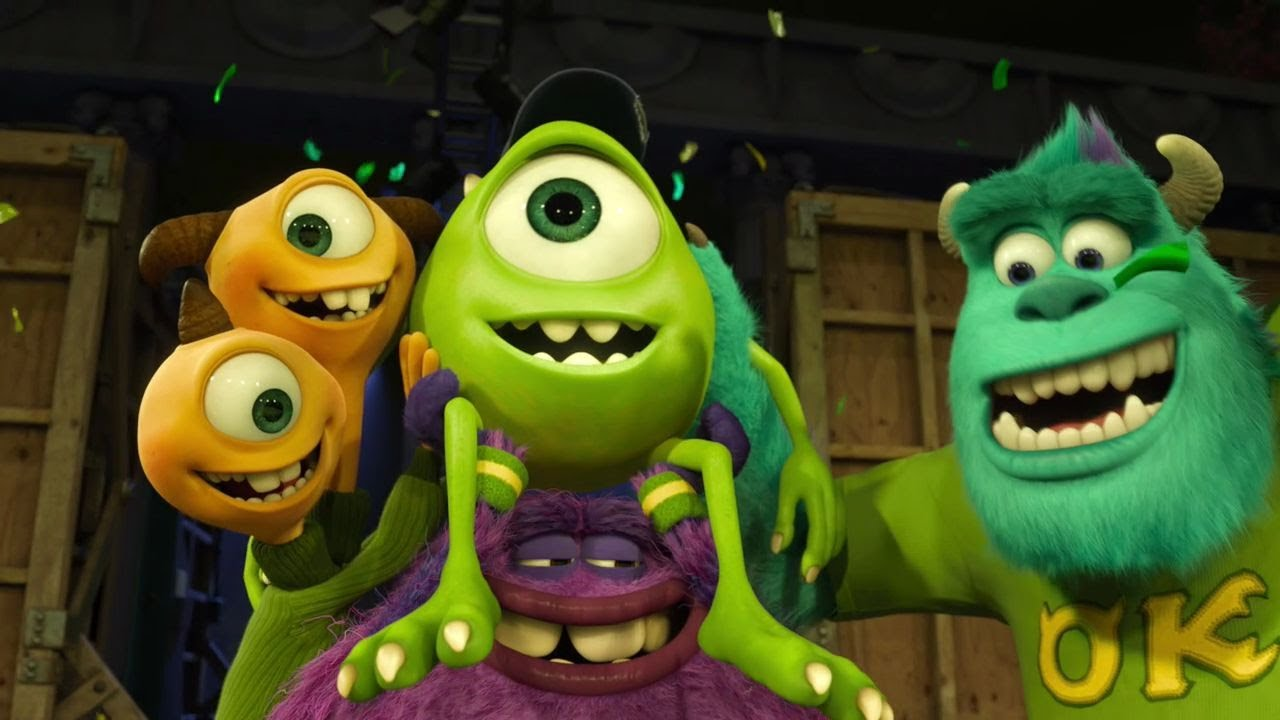 Monsters university short film party central out now part 1 monsters university short film party central out now part 1 voltagebd Images