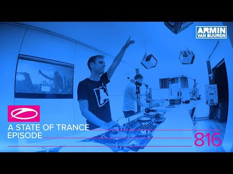 A State Of Trance Episode 816 (#ASOT816)