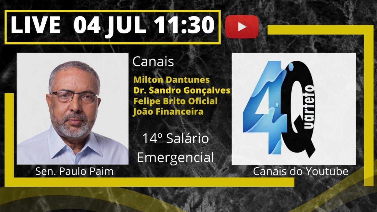 14º INSS - RELATOR JÁ APROVOU - GRANDE LIVE COM O RELATOR.