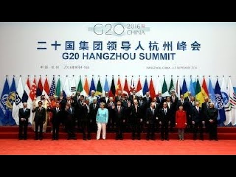 G20 Meets in China to Discuss Global Governance New World Order