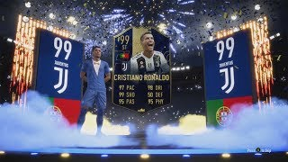 TOTY RONALDO PACKED!! BEST PACK EVER! FIFA COMPLETED! FIFA 19 ULTIMATE TEAM