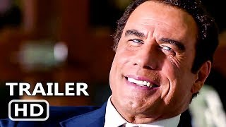 SPEED KILLS Official Trailer (2018) John Travolta, Thriller Movie HD