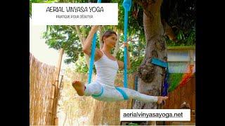 Aerial Yoga / Cours débutant