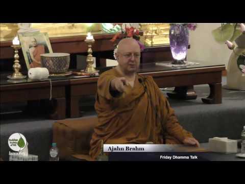 Humoristic Buddhism  Ajahn Brahm   31 March 2017