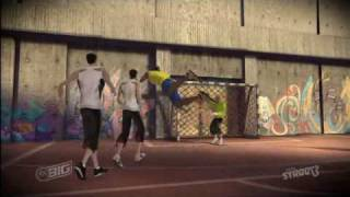 FIFA Street 3 Cover Athletes Sizzle Video #2