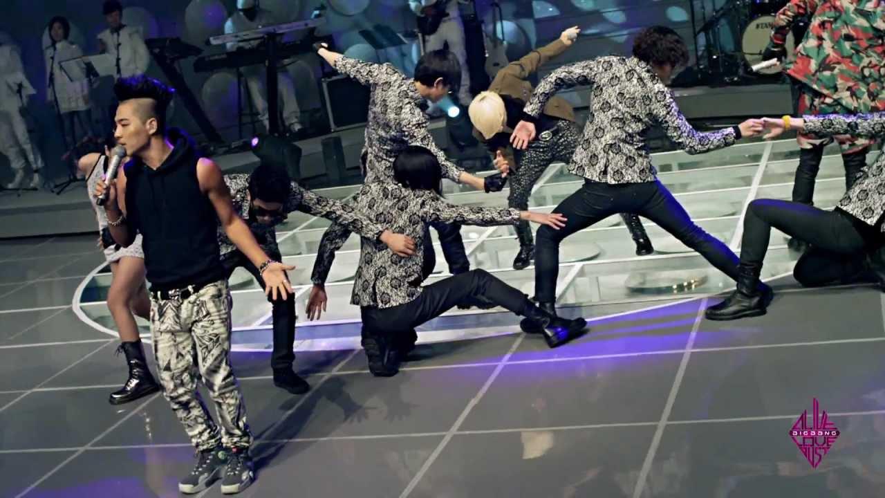 BIGBANG - YG On Air ▶ LOVE DUST(사랑먼지)