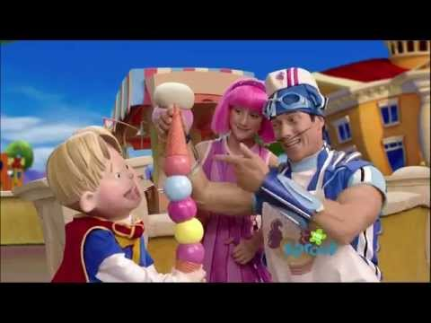 LazyTown S01E26 LazyTown's New Superhero 1080i HDTV from YouTube · Duration:  44 minutes 54 seconds