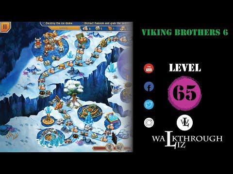 Viking Brothers 6 - Level 65 Walkthrough |