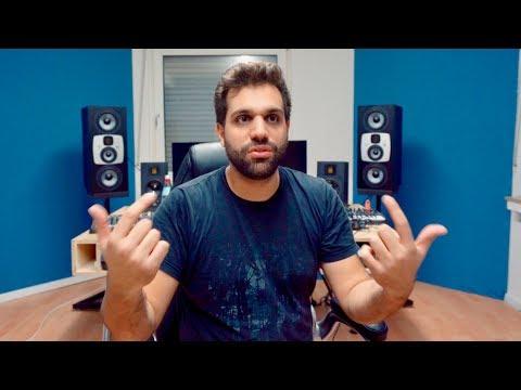 PEOPLE HATING MY SPEAKERS & MUSIC