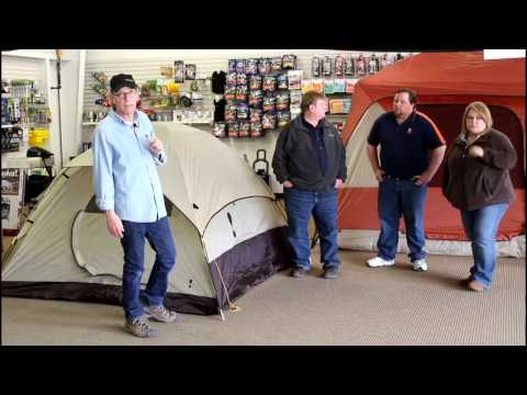 Townsquare Media Presents - Eureka Camping Center Tent Tips with Bill