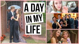 A Day in My Life | PROM 2015