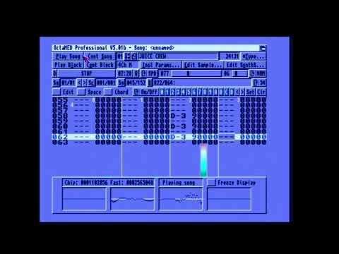 BABBA OCTAMED 1992 |  AMIGA MUSIC
