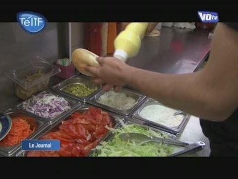 L'hygiène dans les fast food (Val d'Oise)