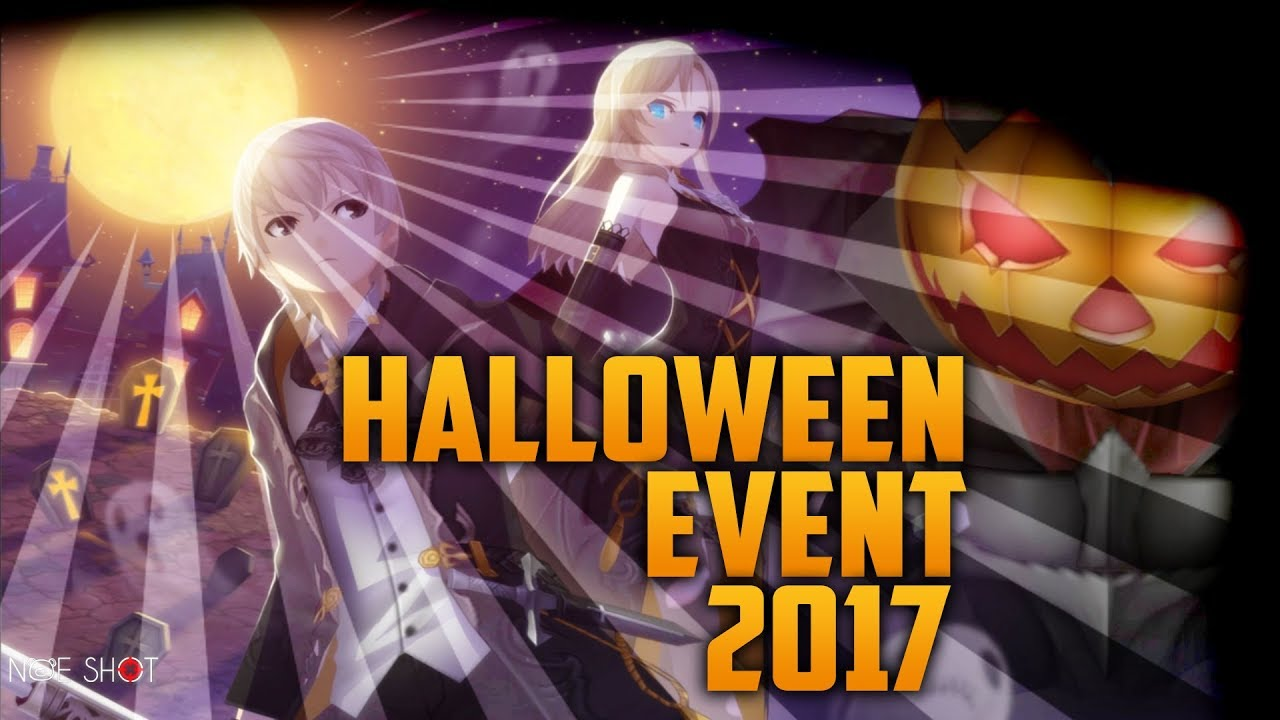 Closers Halloween Event 2020 클로저스 [ CLOSERS ] Halloween Event 2017 Update !   YouTube