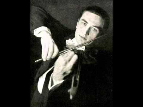 "Walter Gieseking & Gerhard Taschner play Beethoven ""Kreutzer Sonata"""
