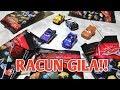 VLOG HUNTING: UPDATE KODE BARU MINI CARS 3 RACER - METALLIC SERIES UNBOXING REVIEW