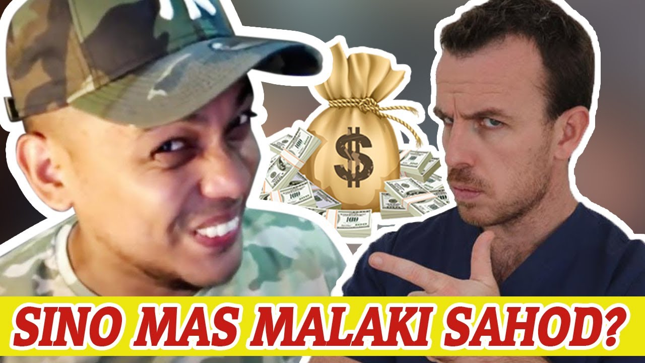 Makagago VS Doc Adam Youtube Sweldo/Salary 2020, | Who Earns more money? Dataful