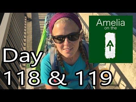 Amelia on the AT - Goodbye Pennsylvania, Hello New Jersey! [Episode #63]