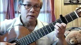 Những Đồi Hoa Sim (Dzũng Chinh - Ý thơ: Hữu Loan) - Guitar Cover by Bao Hoang