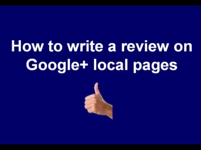 write a review on google This is our easy to follow how to write a review on google page, if you have any questions please contact us.