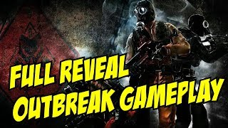 Rainbow Six Siege Mission Outbreak Gameplay R6 Invitational Reveal