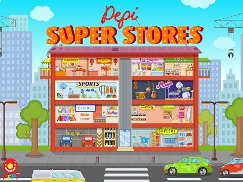 Pepi Super Stores — the most amazing stores on the planet!