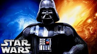 5 Dark Side Force Abilities Vader's Injuries Made Impossible! (Legends)