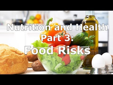 MOOC Nutrition and Health part 3: Food Safety I Wageningen University & Research