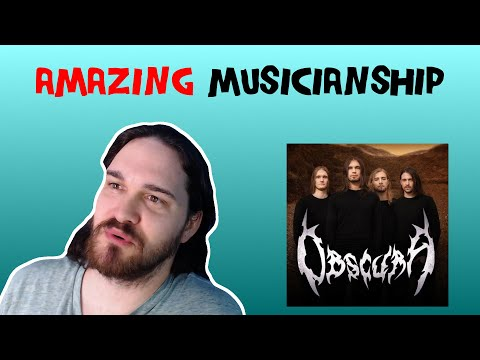 Composer/Musician Reacts to OBSCURA - Diluvium (REACTION!!!)