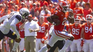 CFB REVIEW: CLEMSON TIGERS