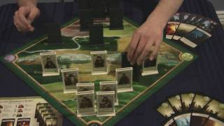 Board Game Review: Lord of the Rings - the Confrontation