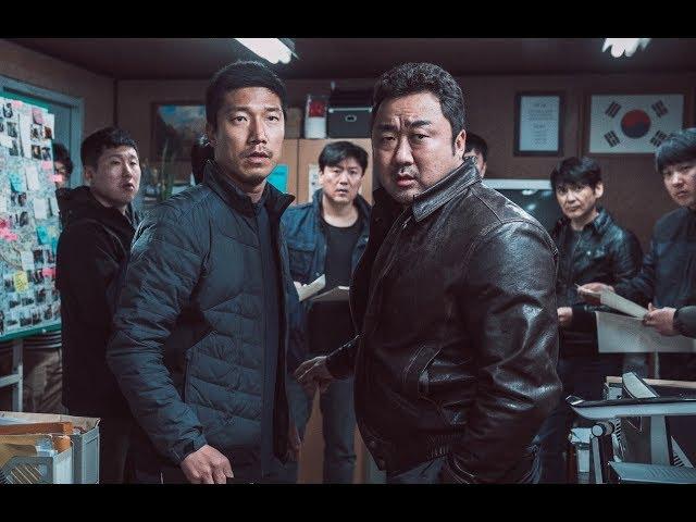 『アンダードッグ 二人の男』などのマ・ドンソク主演!映画『犯罪都市』予告編