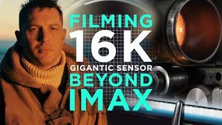 ما وراء IMAX: التصوير باستخدام مستشعر عملاق 16K مع عينة - الحلقة الملحمية رقم 10