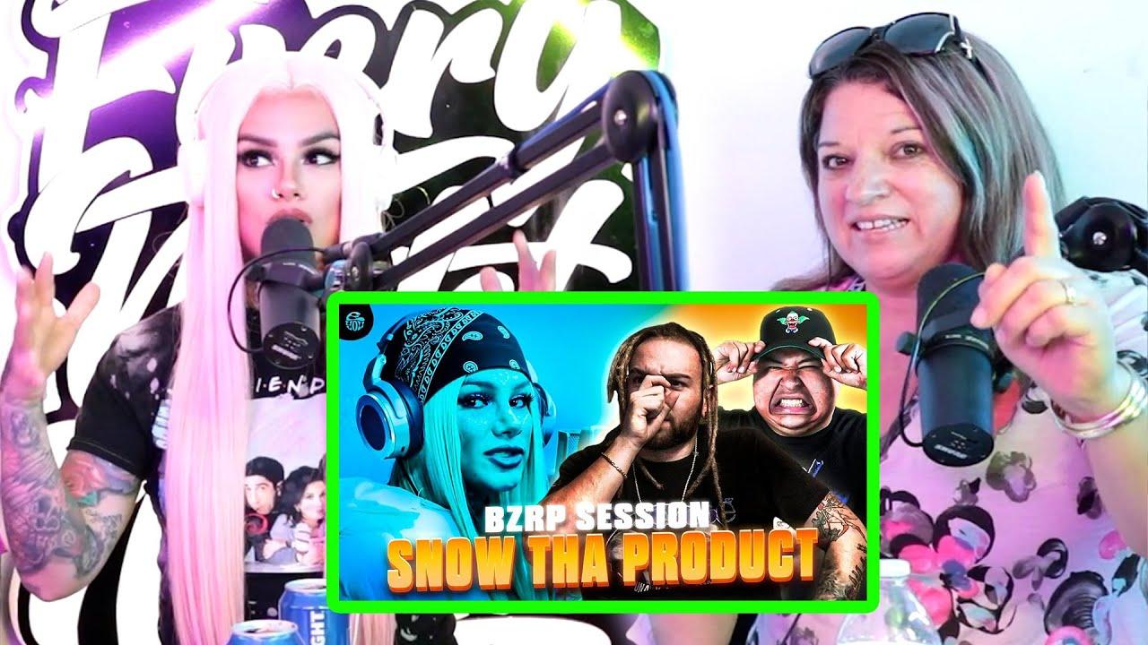 Download Snow Tha Product REACCIONA a EYOU TV reaccionando a BZRP Music Sessions #39