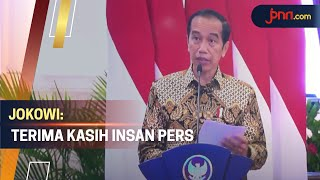 Peringati HPN 2021, Jokowi: 5 Ribu Vaksin Covid-19 Untuk Wartawan - JPNN.com
