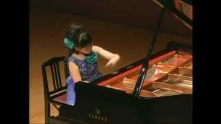 Rene (age 9) plays Debussy Doctor Gradus ad Parnassum from Children