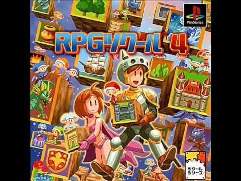 [PS]RPGツクール4(RPG Maker 4)BGM集