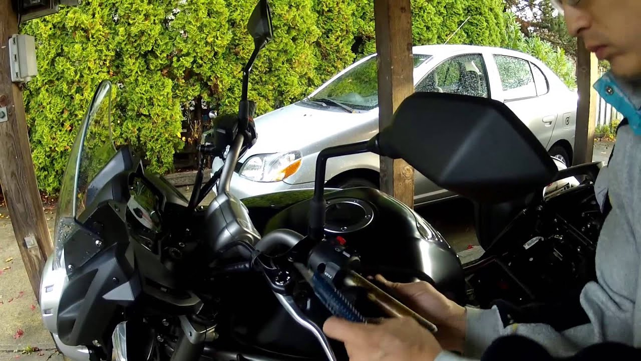 Kawasaki Versys 650 Oxford Heated Grips Install Youtube Wiring Diagram