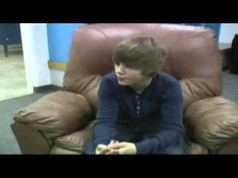 Luan Santana encontra Justin Bieber