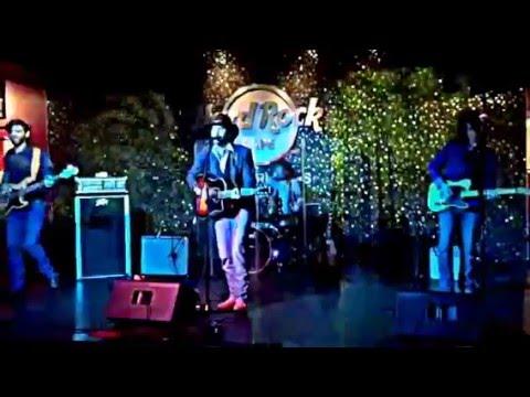 "The StoneCoats ""Poor Boy Blues"" Hard Rock Cafe"